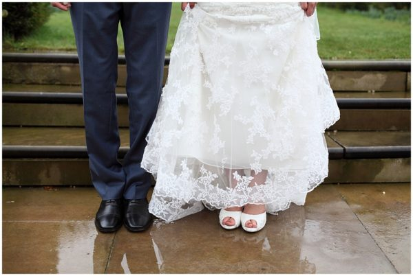 Little April showers {wet weddings worries}