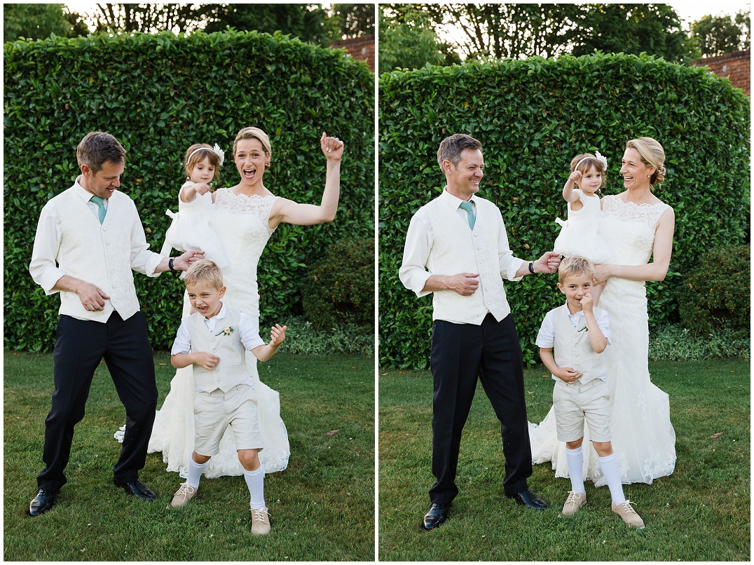 Wedding Photography at Home