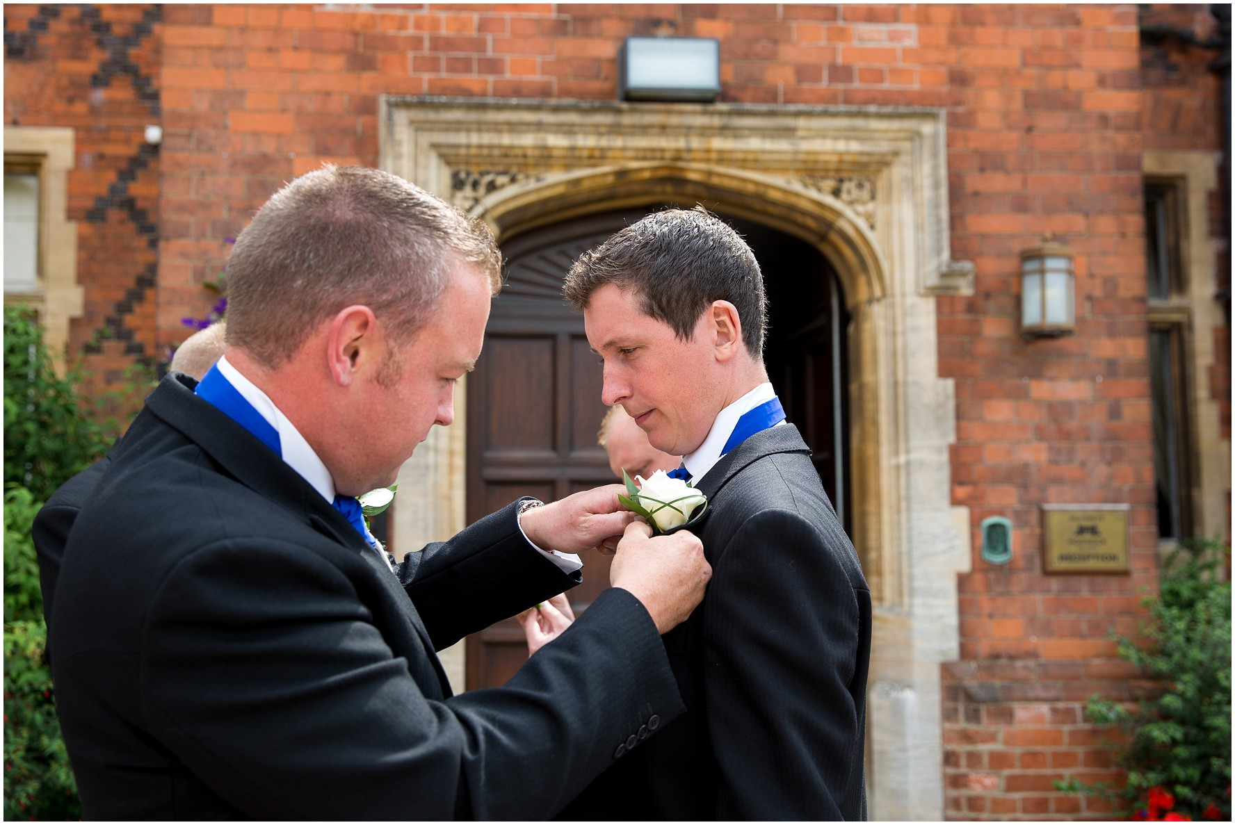 Hodsock Priory Wedding Photography
