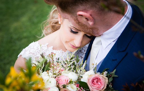 An elegant, rustic Woodborough Hall wedding {Dana & Martin}