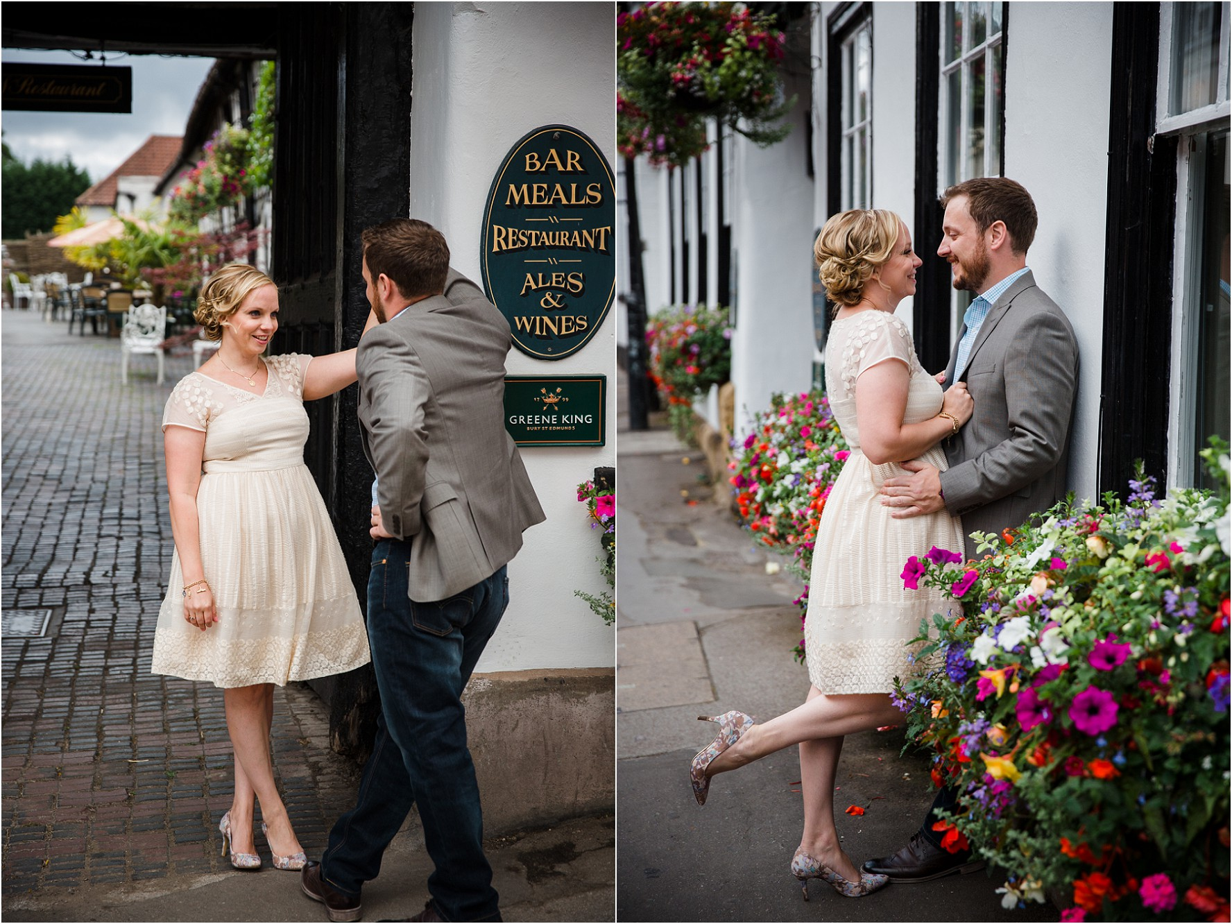 A quintessentially English engagement 11