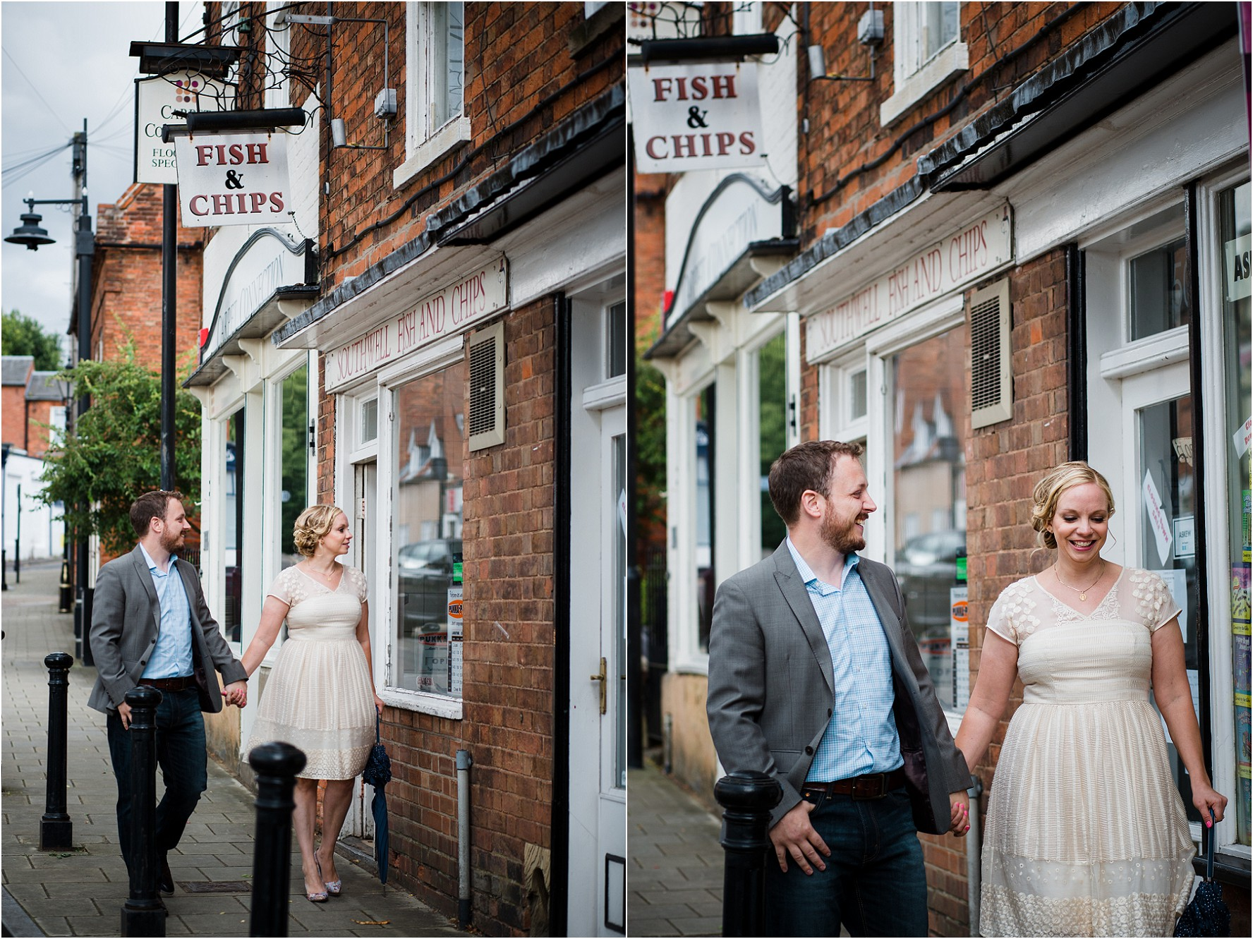 A quintessentially English engagement 20