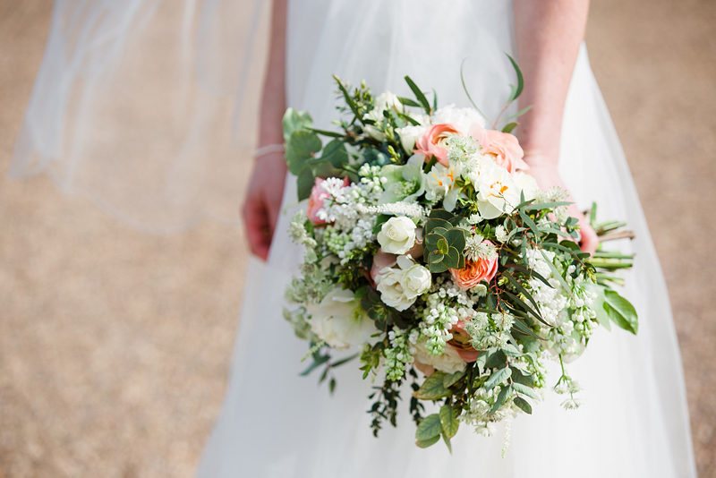 A Spring wedding at Norwood Park