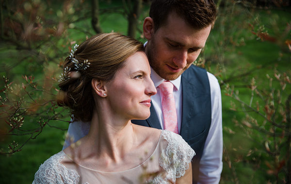 A Spring wedding at Norwood Park ~ Julia & Stephen