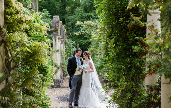 Jen & Rich {wedding photography at The Orangery, Settrington}