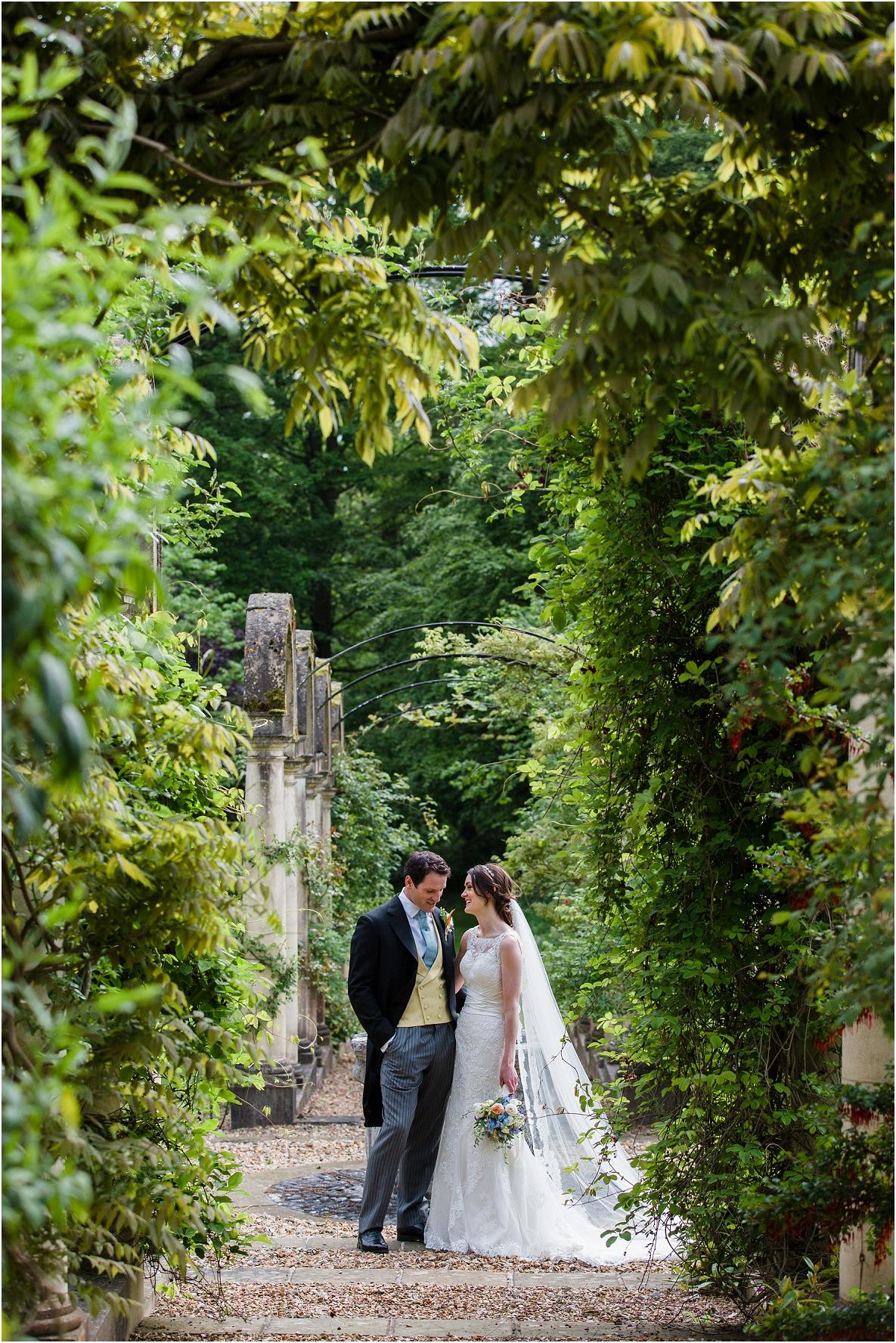 Military Wedding at The Orangery Settrington