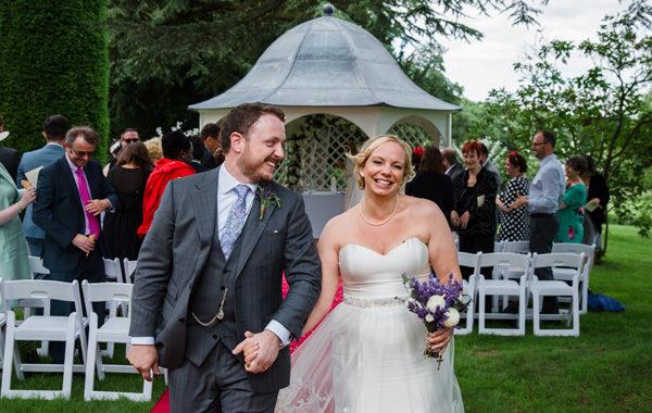 Norwood Park wedding photography with Cat & Sam