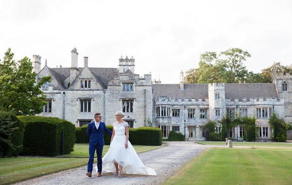 Irnham Hall Wedding photography ~ Steph & Louis