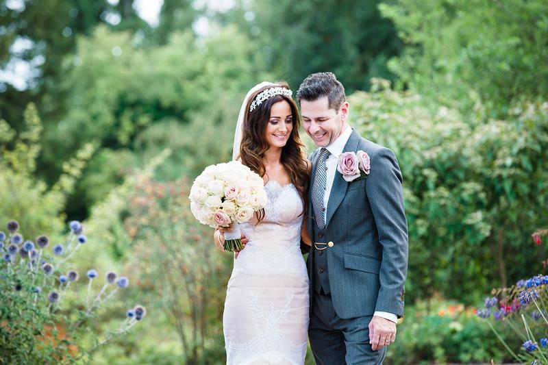 Glamorous Hodsock Priory Wedding