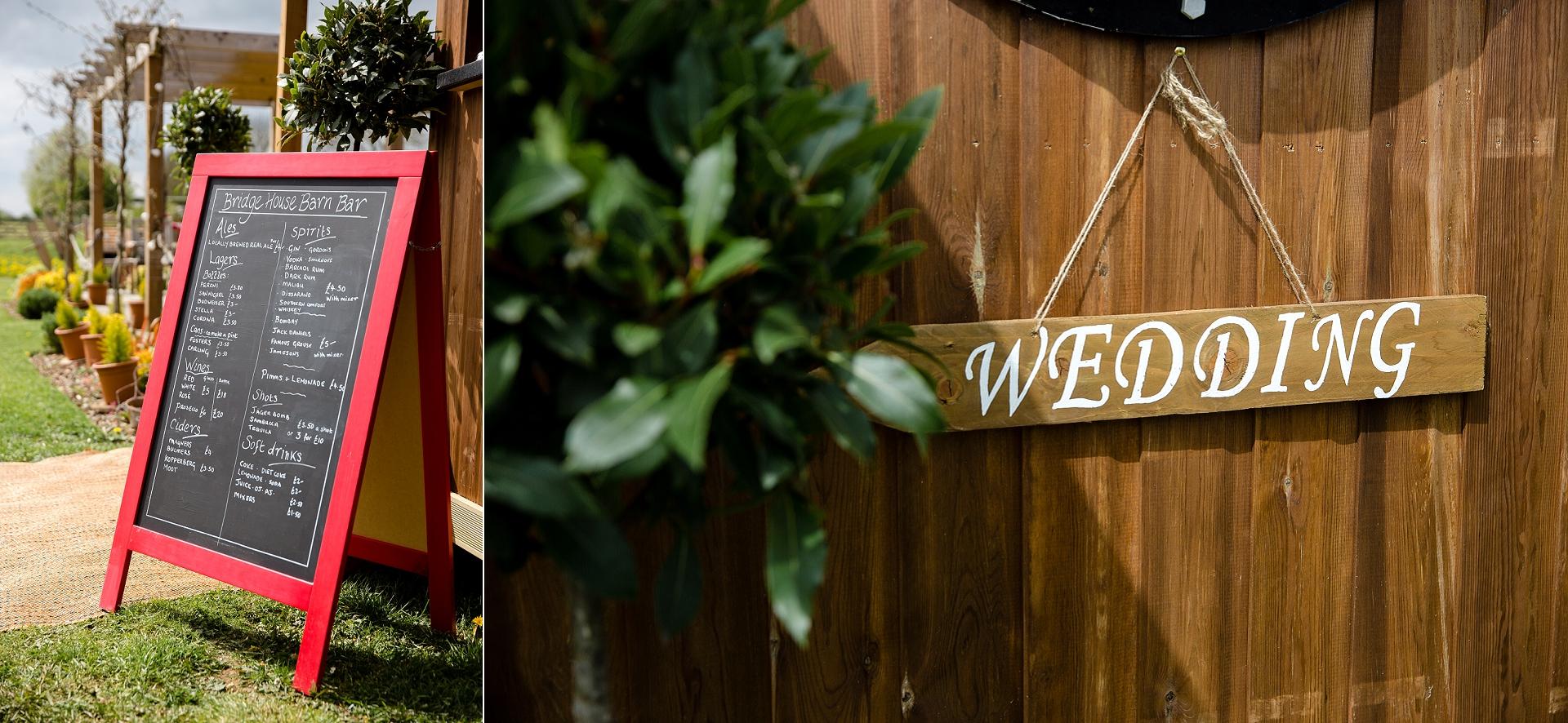 Wedding Photography Bridge House Barn