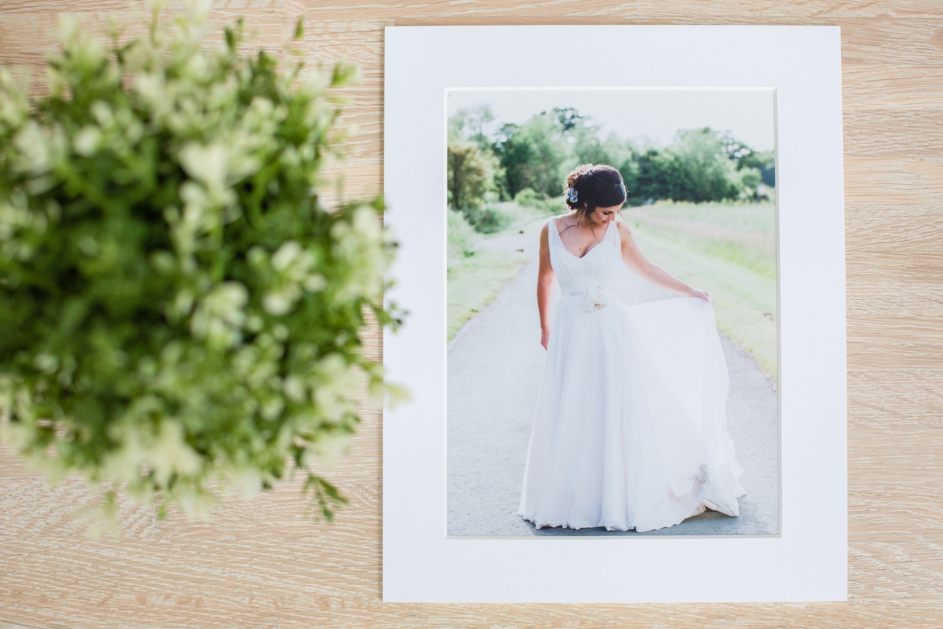 Printing your wedding photos