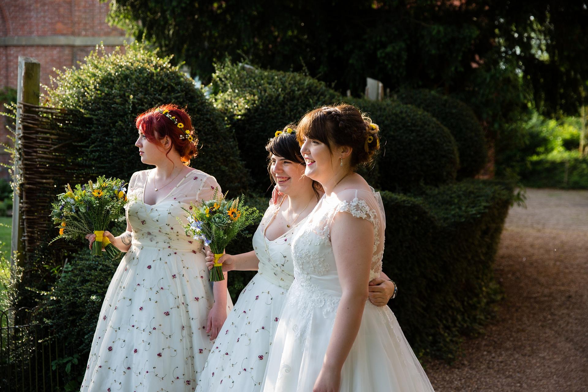 lifestyle wedding photographer nottingham