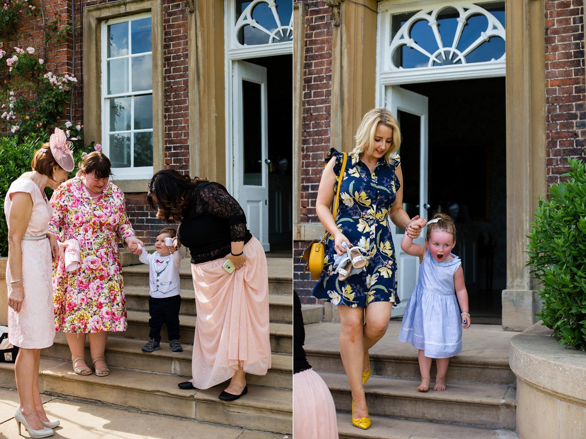 documentary wedding photographer nottingham
