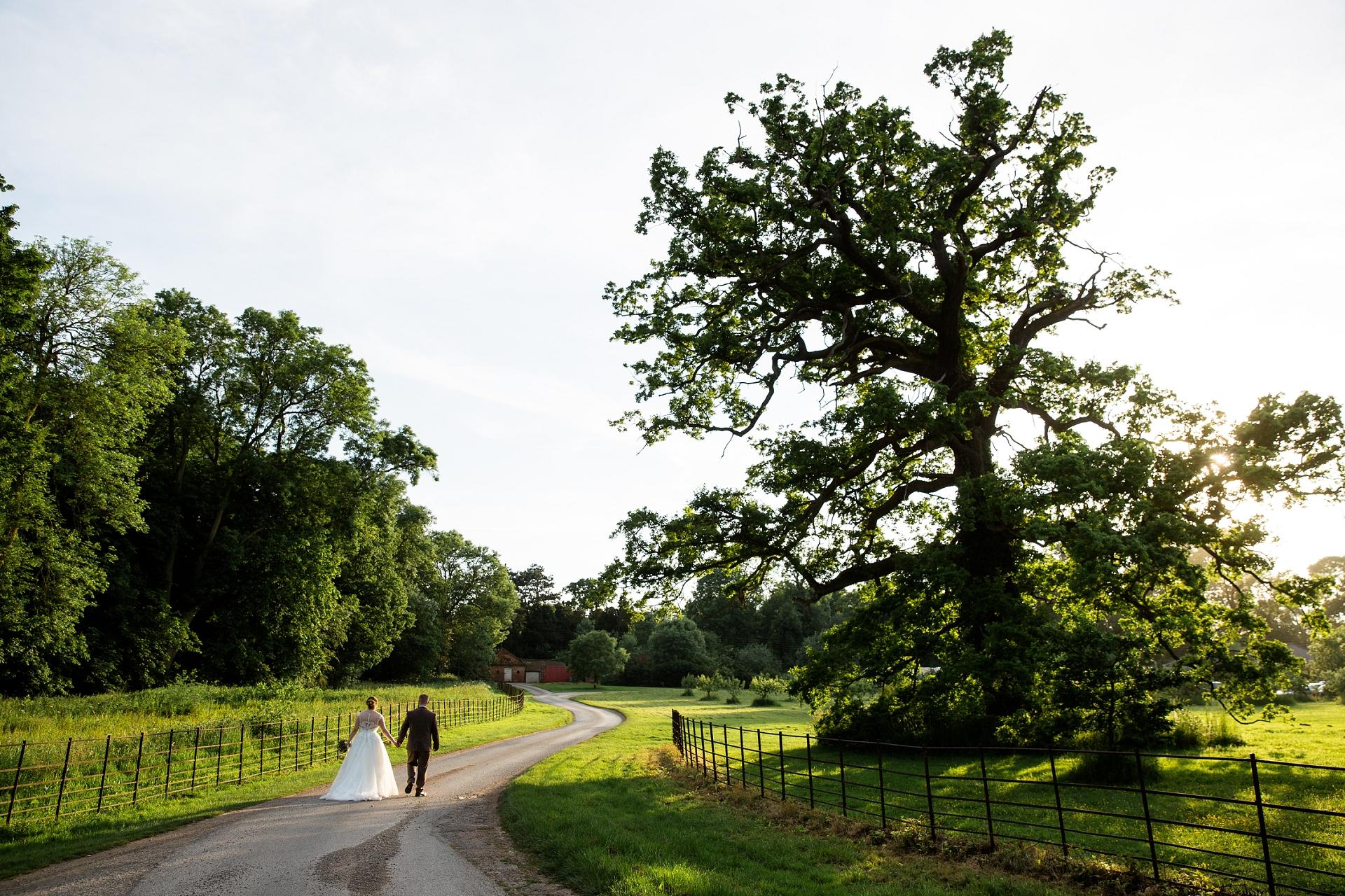 Wedding photography Norwood Park