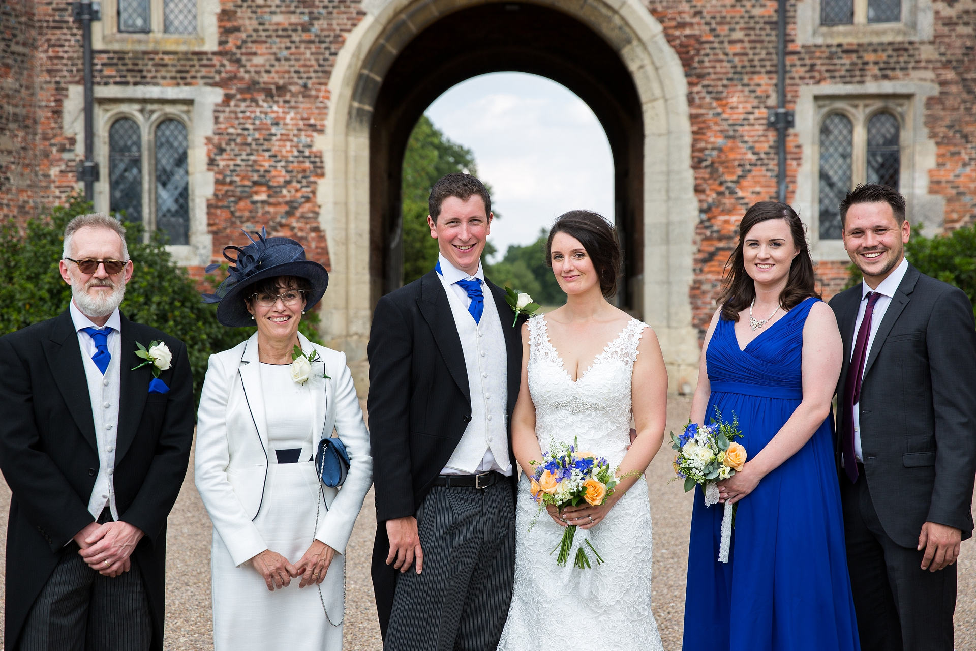 Hodsock Priory Wedding Photography