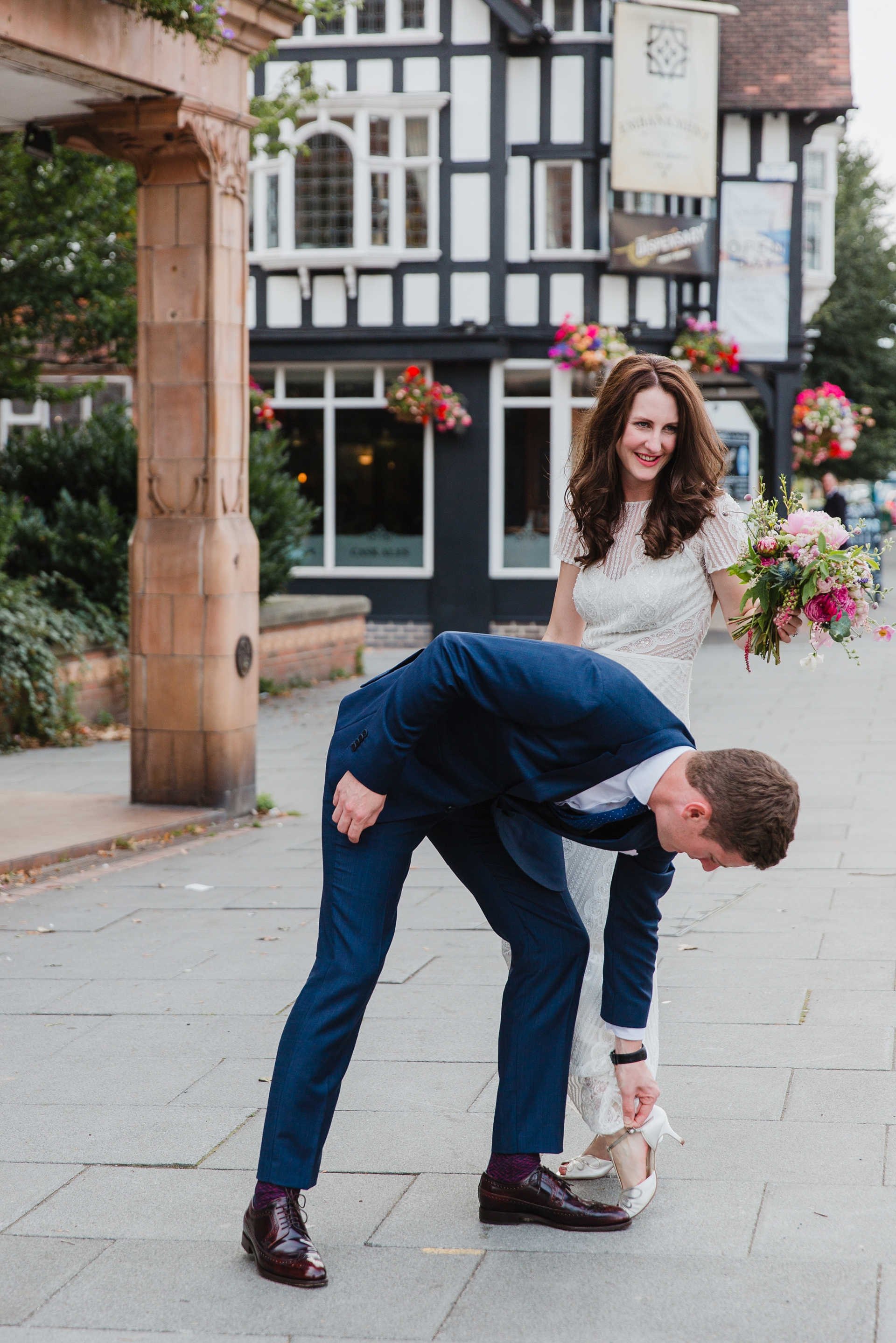 Nottingham Embankment Wedding