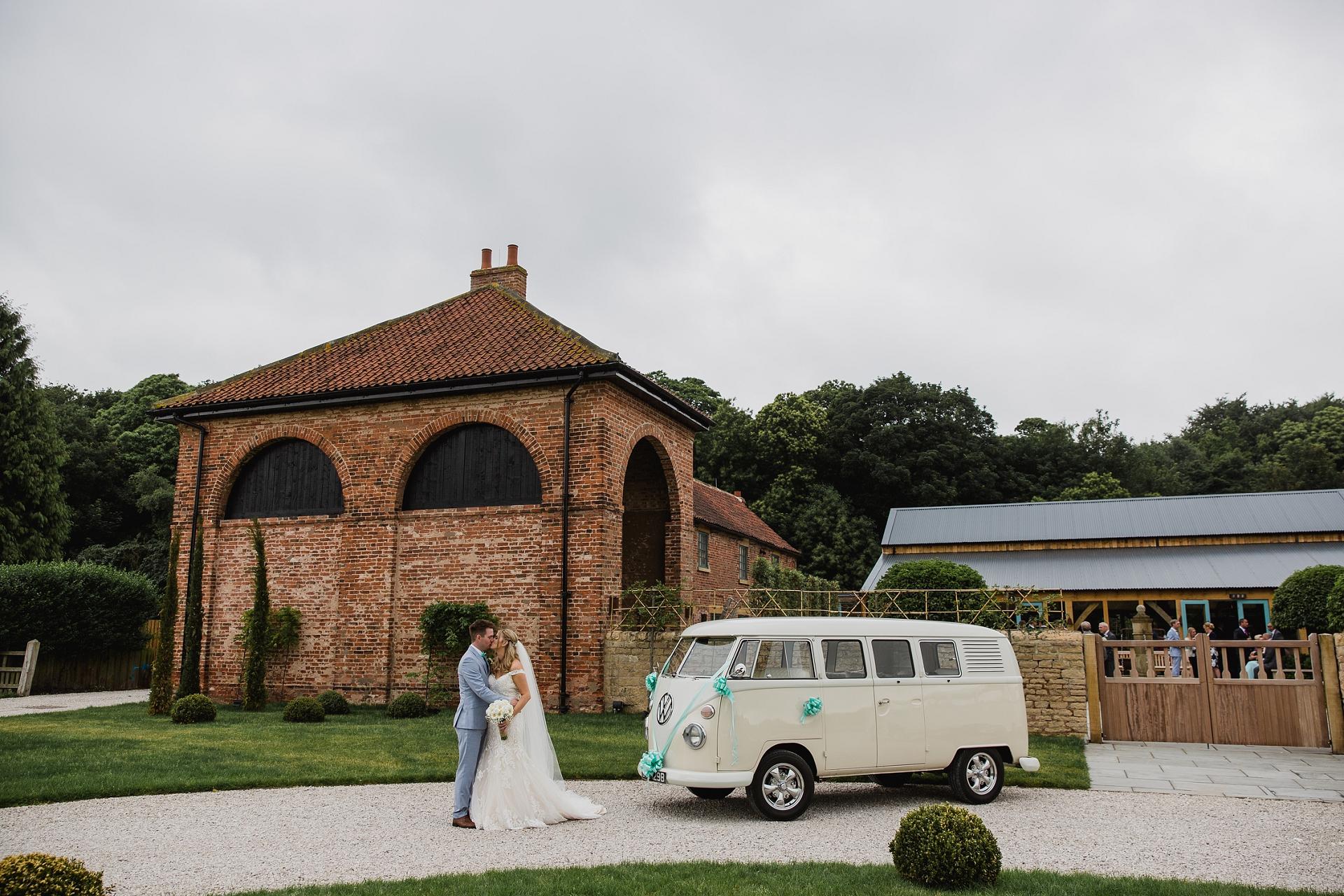 Wedding photography at Hazel Gap Barn
