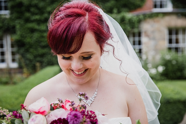 Manor house wedding in Nottingham