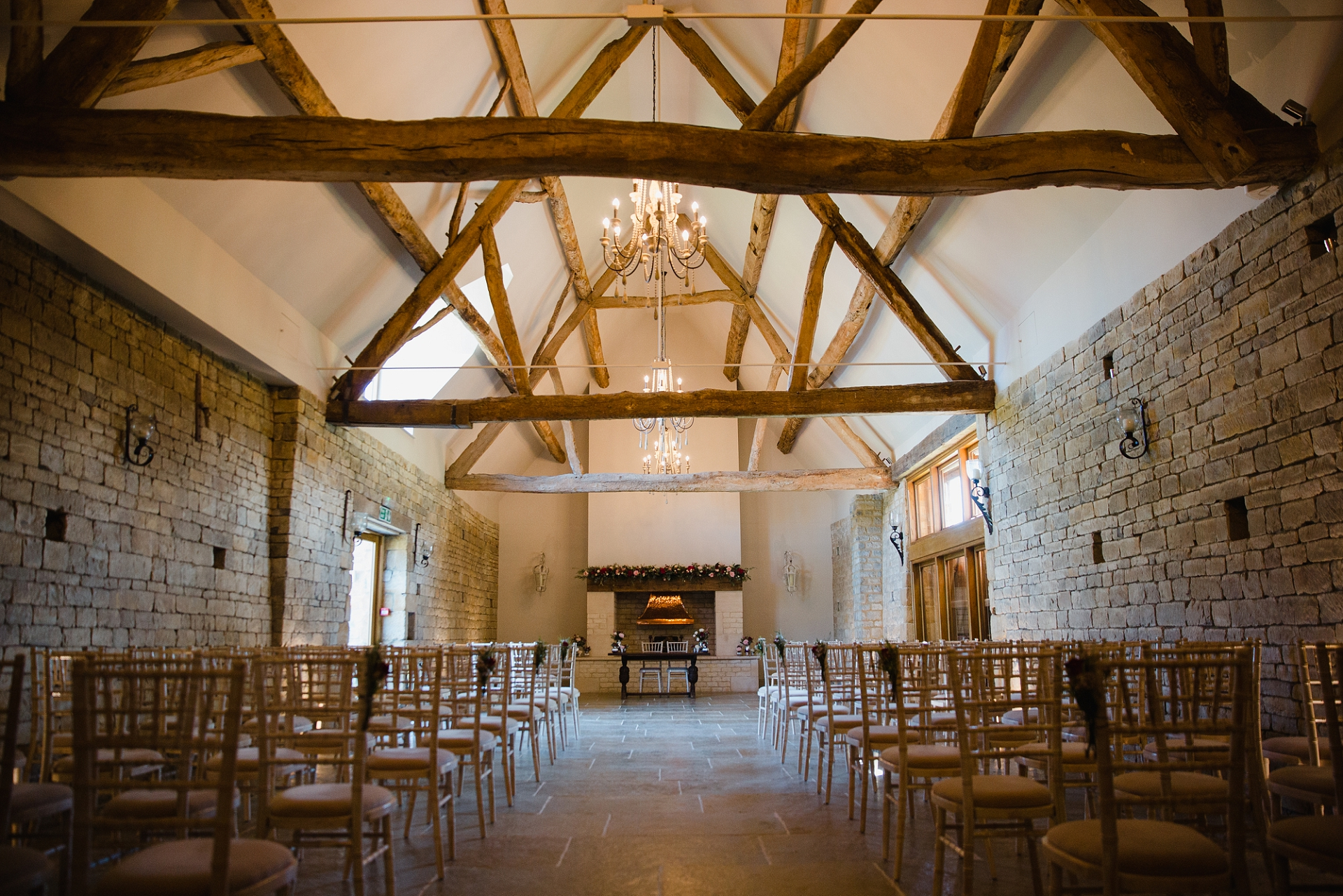 Blackwell Grange wedding barn