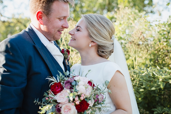 An elegant Blackwell Grange wedding