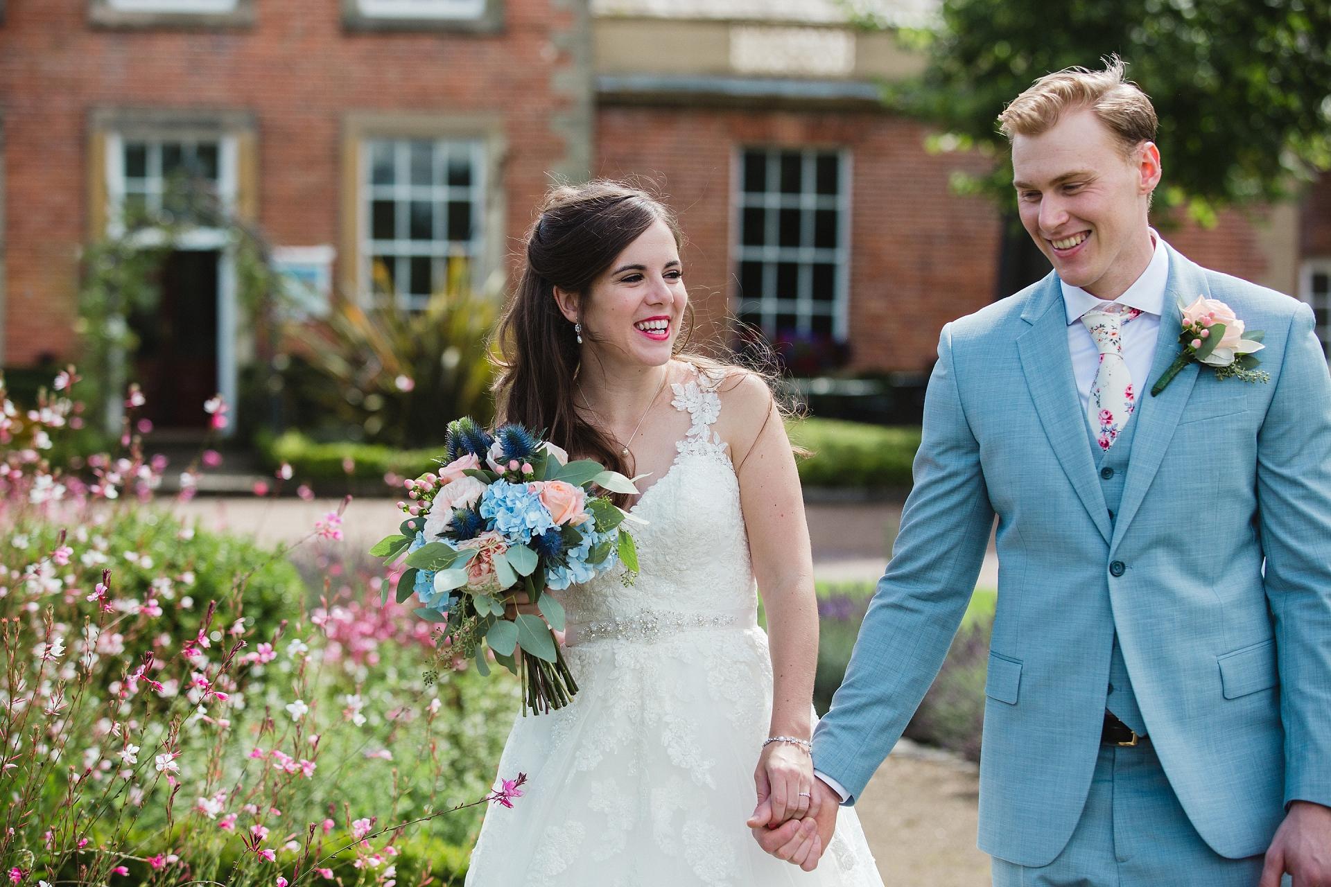 bride and groom nottingham