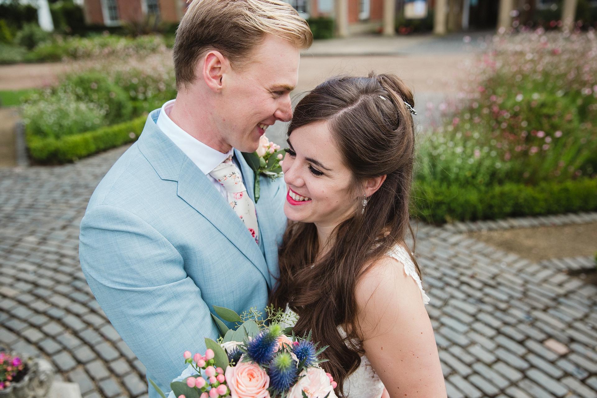 fresh summer wedding nottingham
