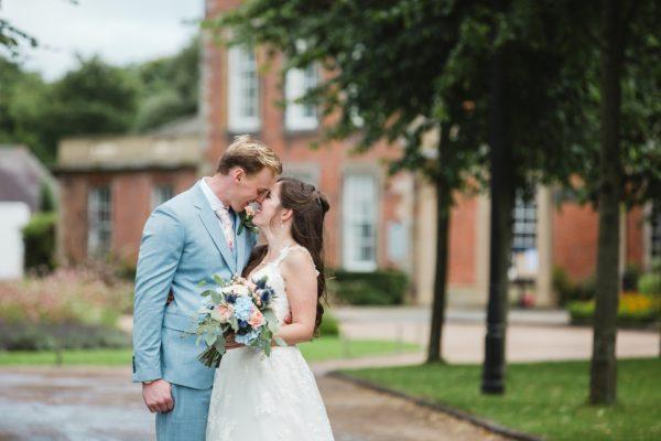 An intimate Nottingham wedding