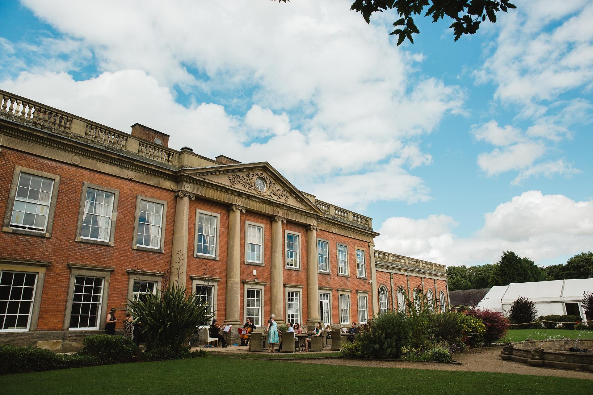 Manor House Wedding Nottingham