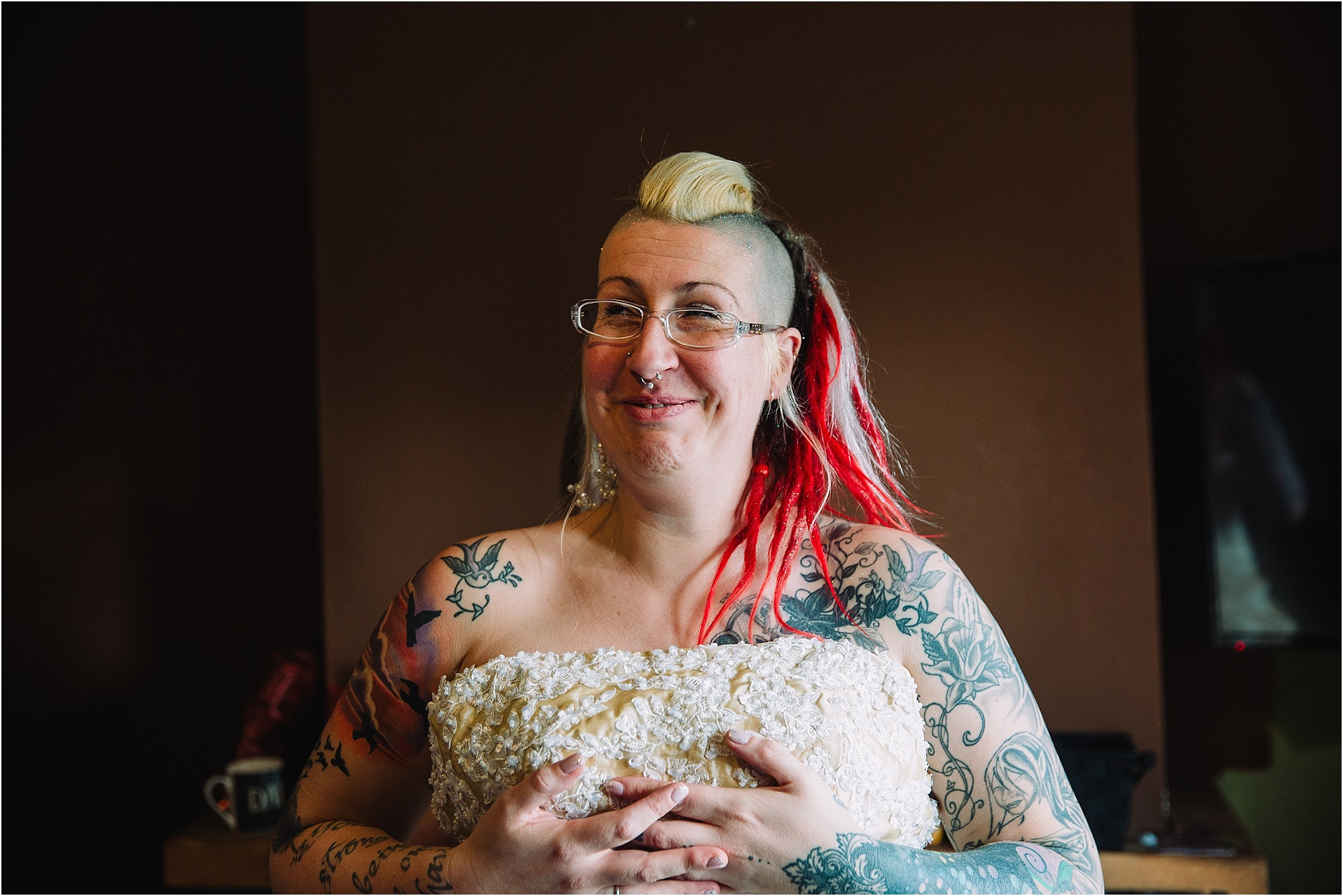 tattooed bride nottingham