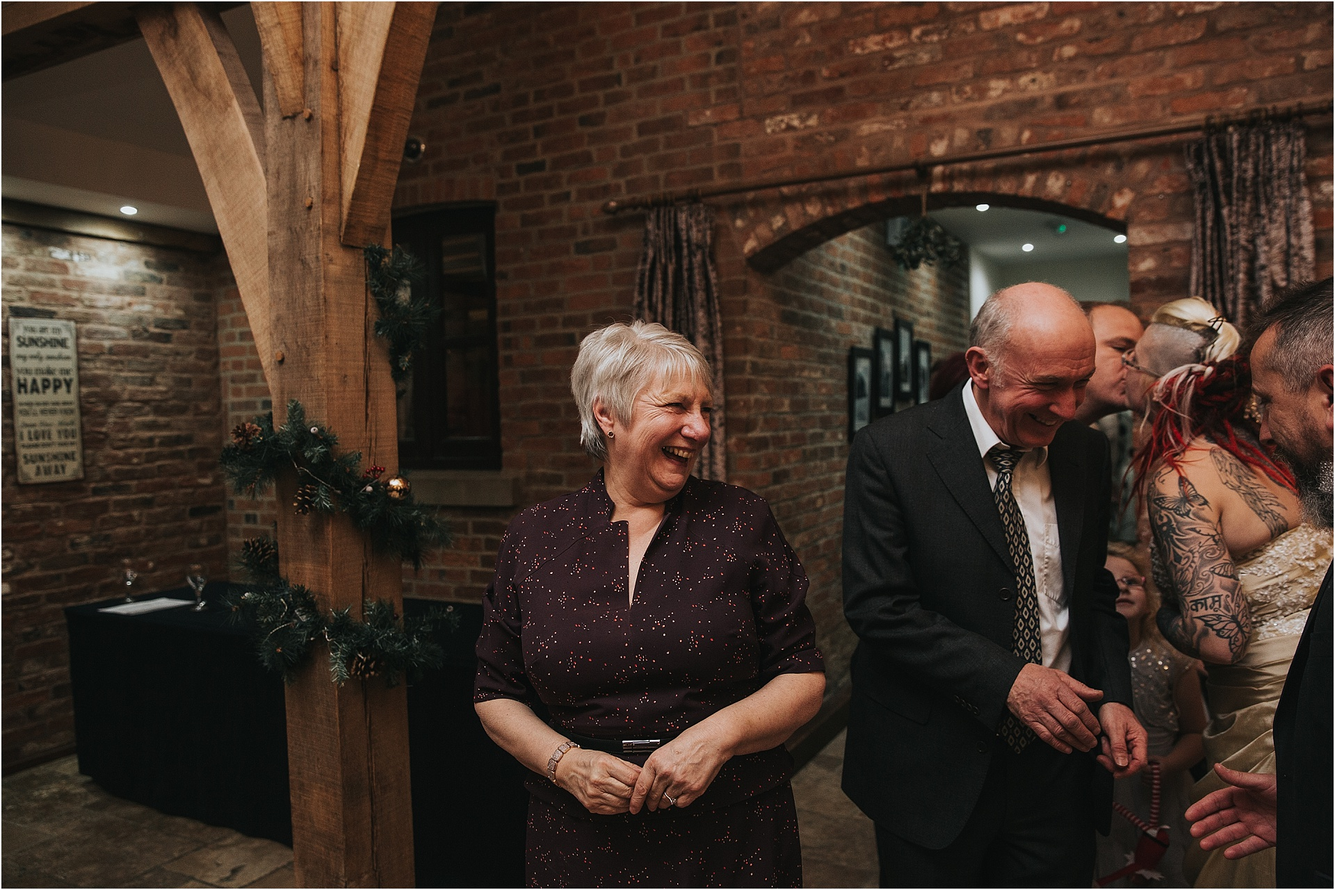 alternative wedding swancar farm nottingham