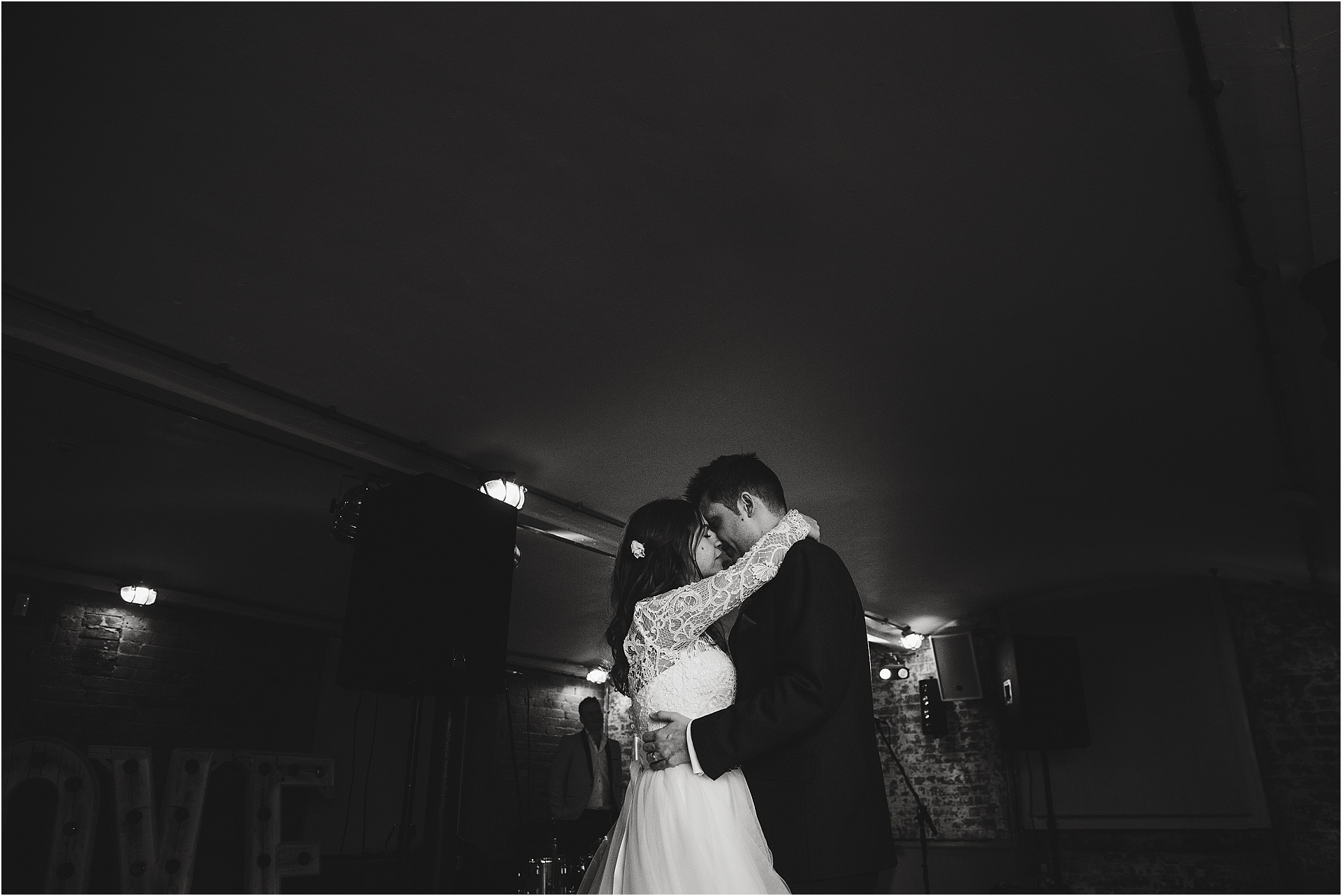 First dance at The West Mill Derby