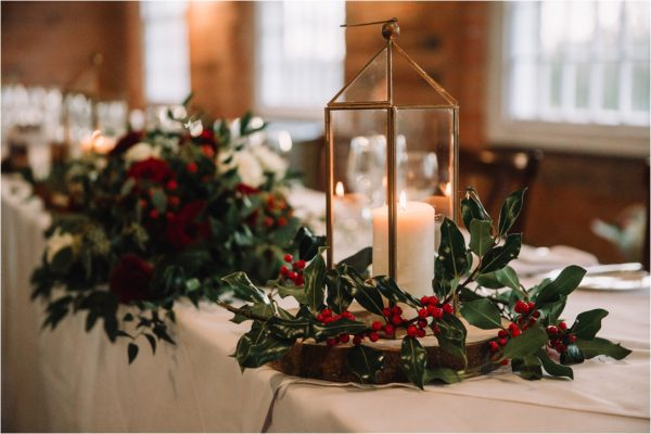 Planning a Winter Wedding