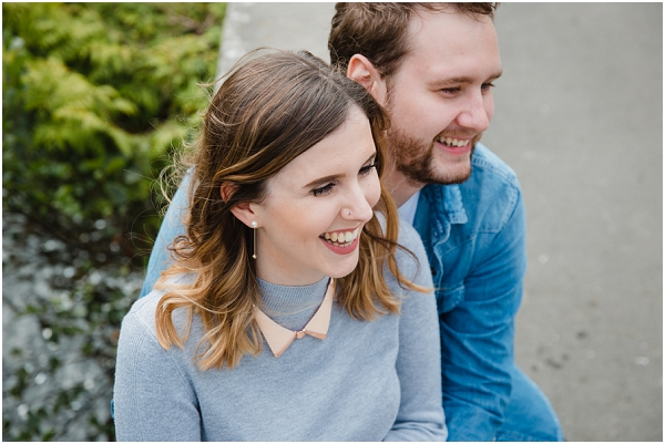 Bakewell engagement session