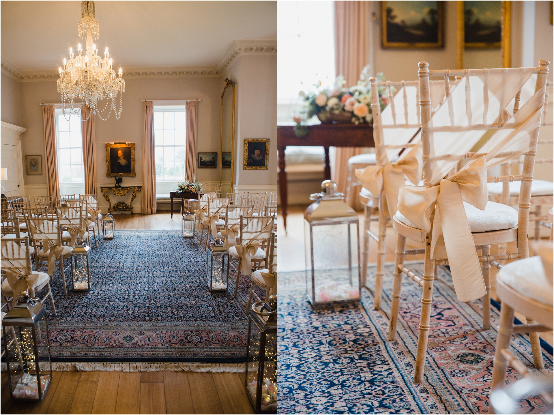 ceremony room at Norwood Park