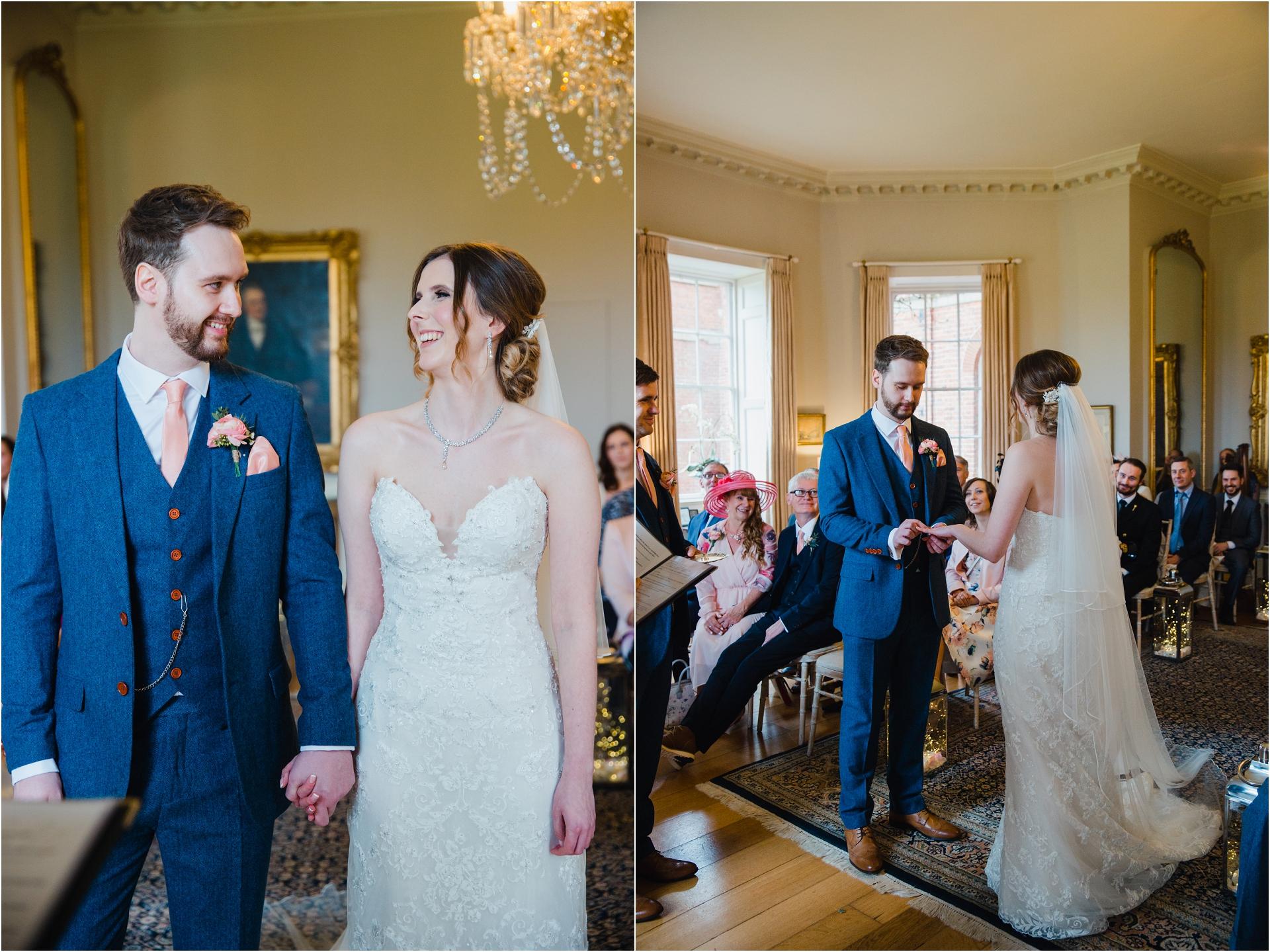 wedding ceremony Norwood Park