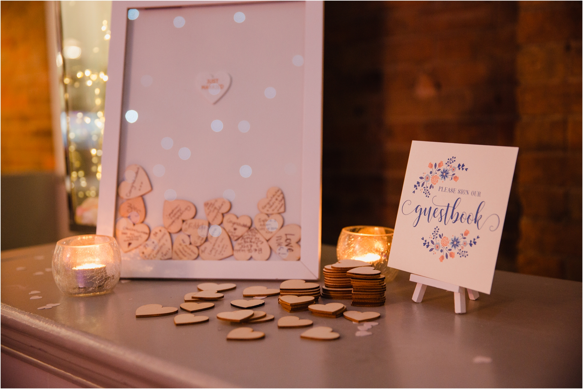 fun guest book ideas