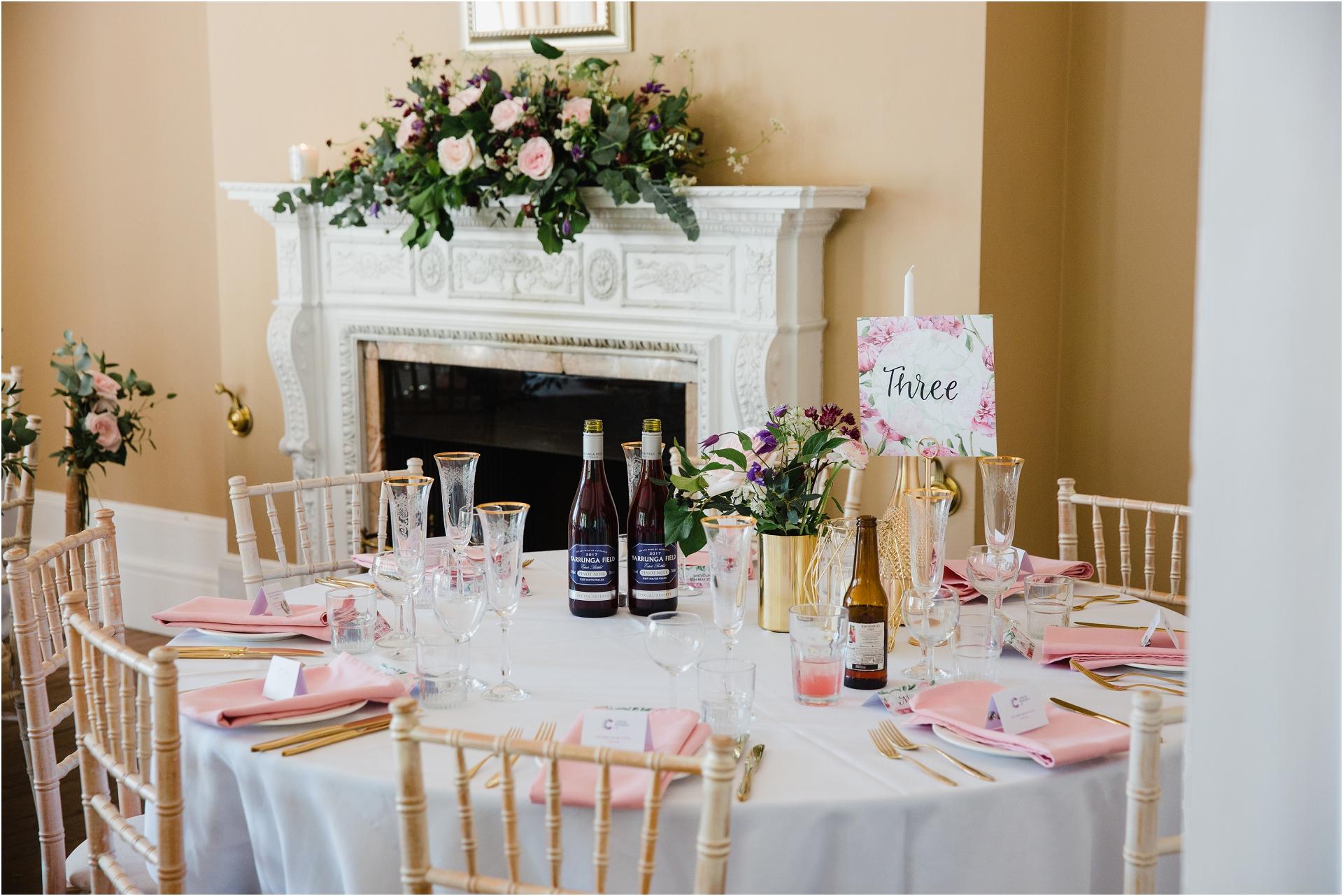 opulent vintage inspired wedding