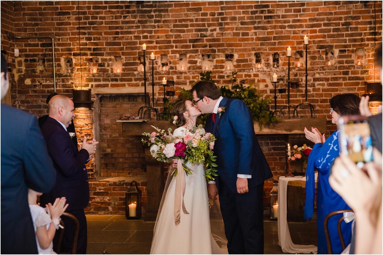 Hazel Gap Barn Wedding Photography