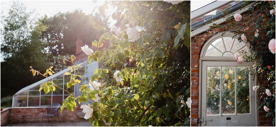 Walled Garden Wedding Beeston Fields
