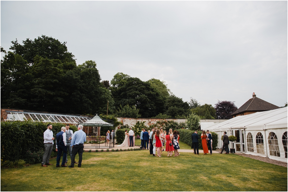 Walled Garden Wedding