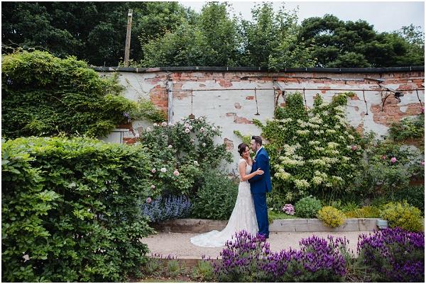 Walled Garden Wedding Beeston