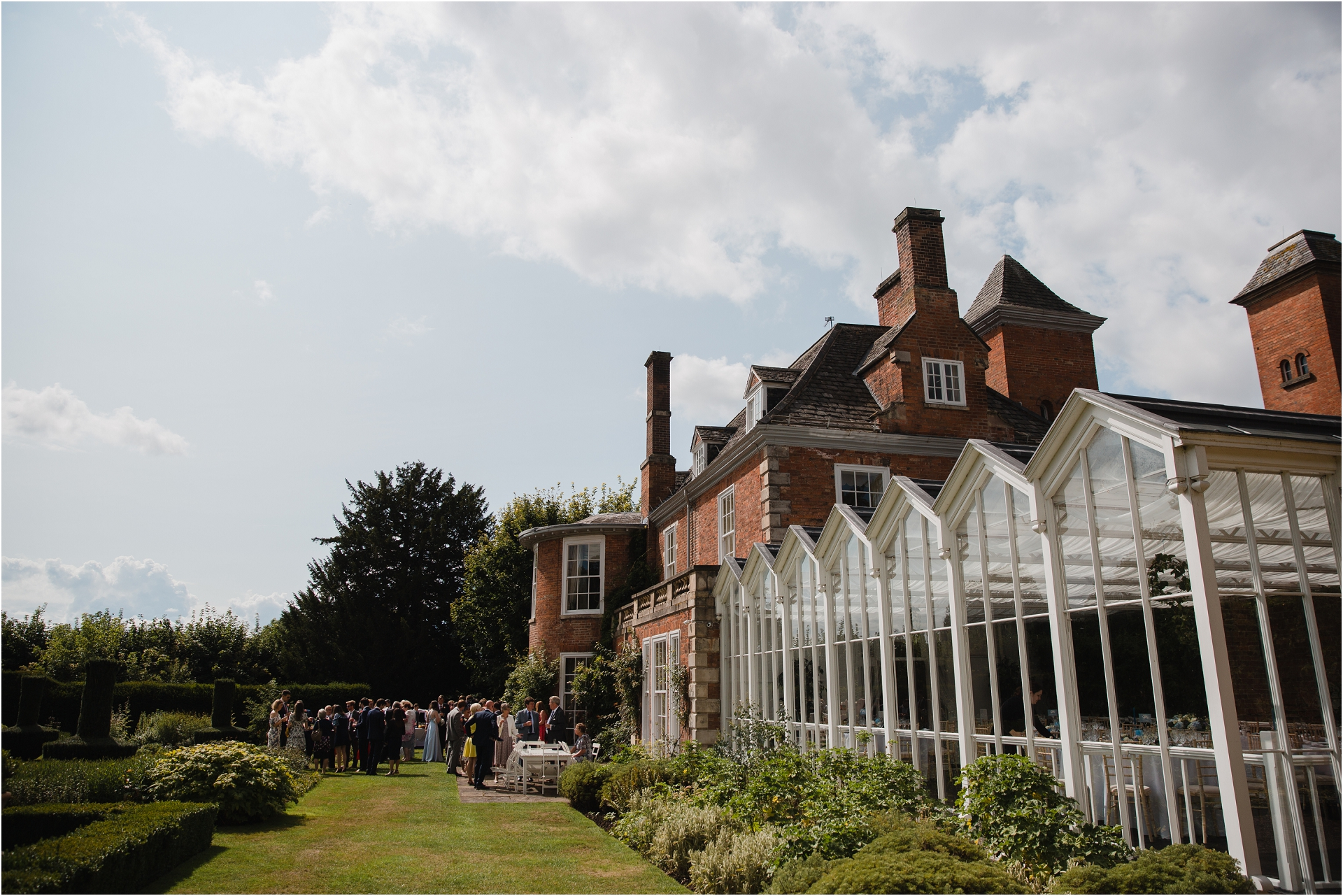Sutton Bonington Hall Wedding