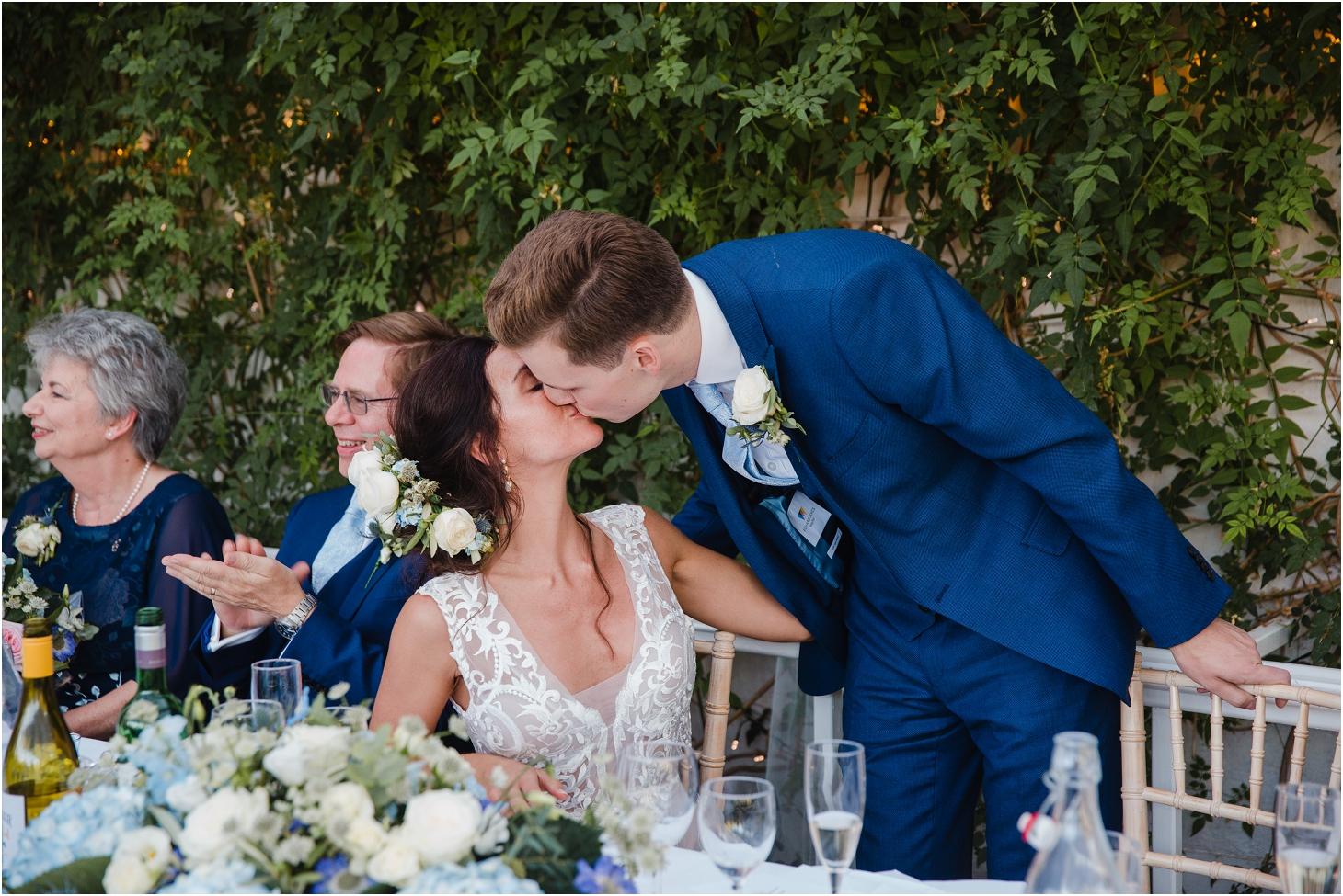 wedding speeches Sutton Bonington Hall