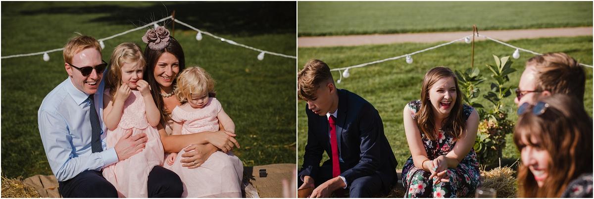 Cattows Farm wedding photography