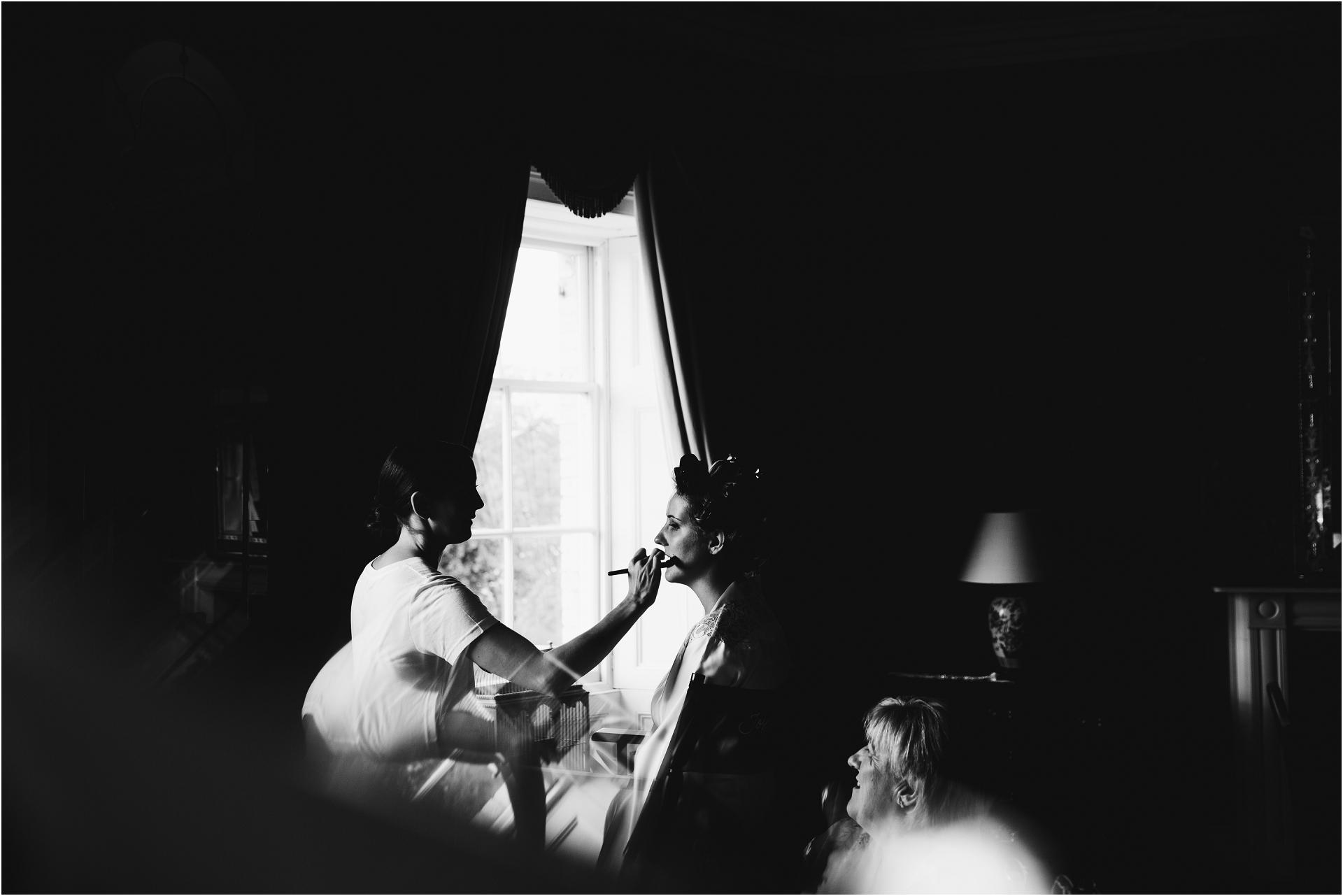 bridal suite at stubton hall