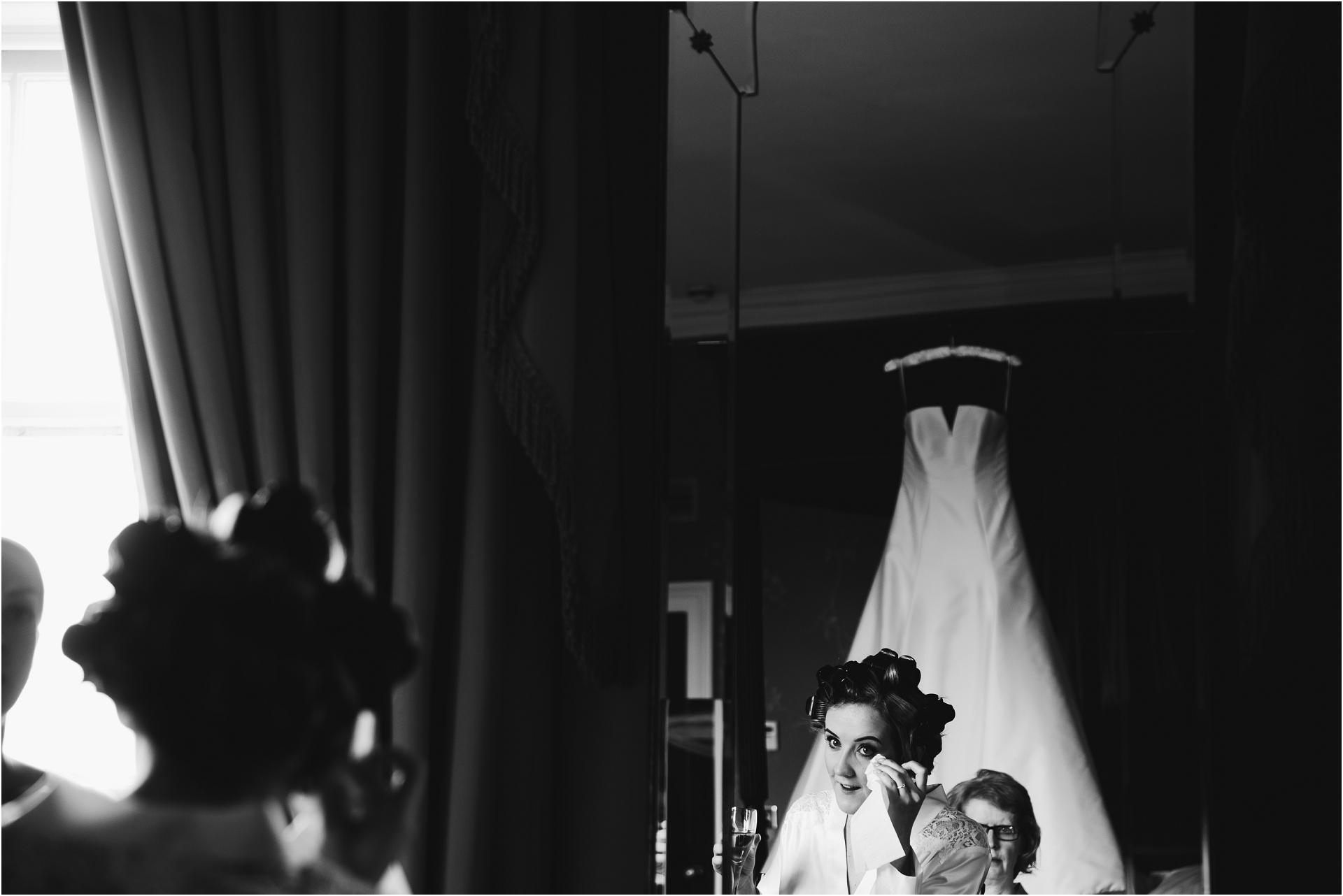 bridal makeup Stubton Hall