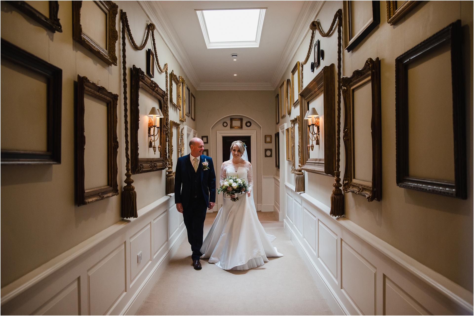 wedding morning at stubton hall