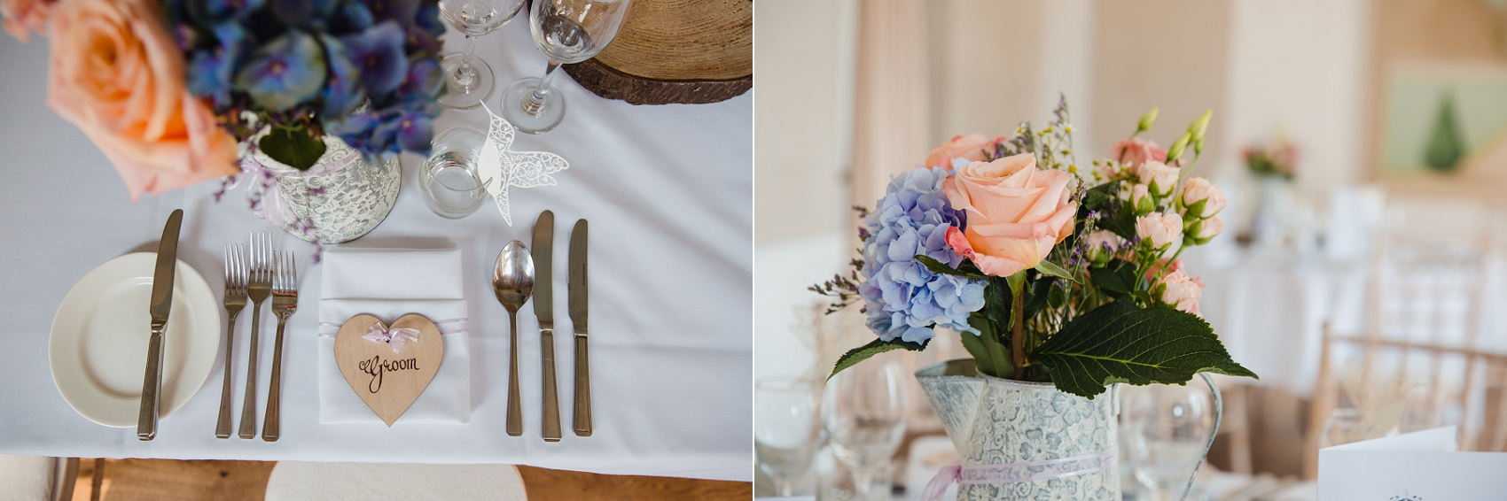 Spring wedding decor Norwood Park