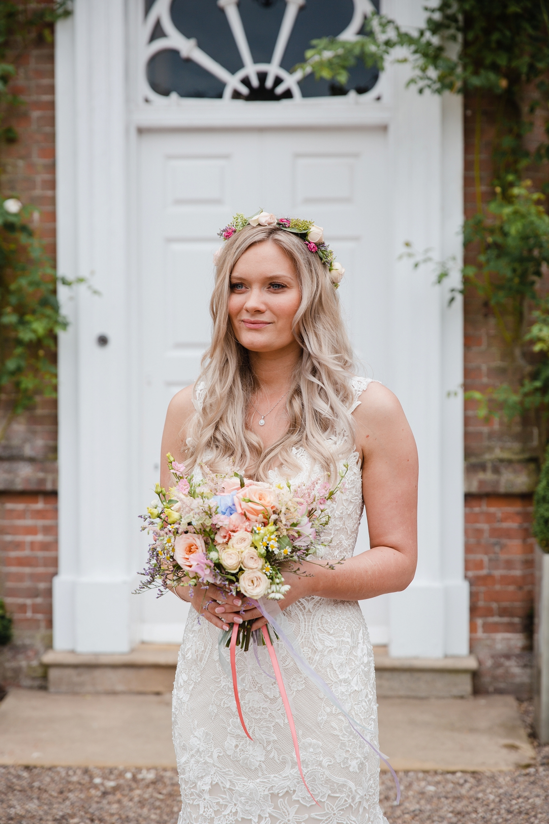 Spring bride at Norwood Park