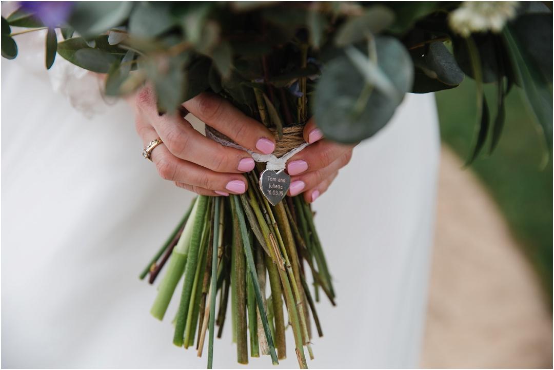 Bridal bouquet Swancar Farm